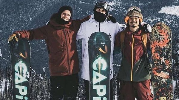 La tavola all mountain per la stagione di snowboard 2018 – 2019 [Video]