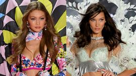 Gigi e Bella Hadid: sorelle stupende al Victoria's Secret Fashion Show 2018!