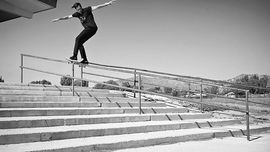 Skatepark Round-Up: le leggende dello skate in un solo video!