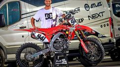 Supercross: Angelo Pellegrini torna nel Main Event