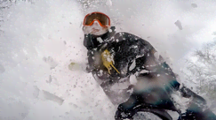 15 secondi da brivido con lo snowboarder Bryan Fox [Video]