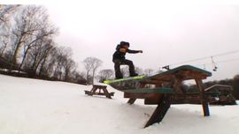 Un concentrato di urban snowboarding a Salt Lake City! [Video]