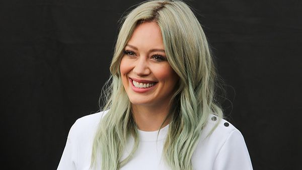 Hilary Duff ha ricevuto il regalo più originale di sempre per San Valentino