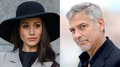 George Clooney ha paragonato Meghan Markle a Lady Diana: