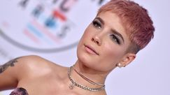 Halsey: super wardrobe malfunction durante la performance agli iHeartRadio Music Awards