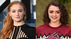 Sophie Turner ha infilato un easter egg in ogni scena con Maisie Williams in