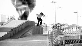 """Slab for Scabs"": la grandiosa video part dello skater Evan Smith!"