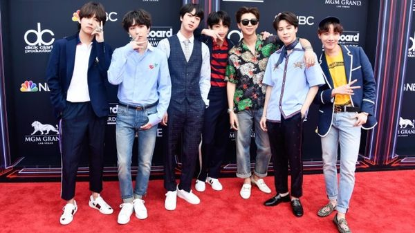 "BTS: la versione recitata di ""Boy With Luv"" è TUTTO"