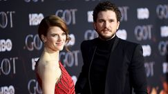 Kit Harington ha una scena preferita di Rose Leslie in