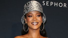 Rihanna ha ufficialmente lanciato il suo nuovo marchio di moda di lusso