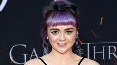 Maisie Williams dice addio a Game of Thrones cambiando (ancora!) colore di capelli