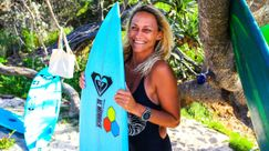 """Trouble"": la storia di surf e passione di Lisa Andersen [Video]"