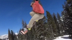 Una session di snowboard mozzafiato con Pat Fava [Video]
