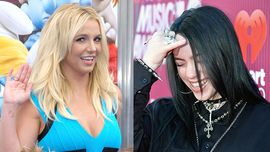 Britney Spears ha rivelato qual è la sua canzone preferita di Billie Eilish