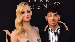 Sophie Turner ha truccato Joe Jonas durante la quarantena - devi vedere che make-up look!