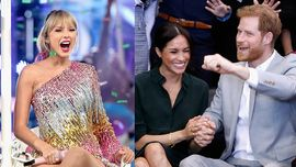 Pride Month 2019: come lo stanno celebrando le star, da Taylor Swift a Meghan e Harry