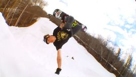 Tempo d'estate, tempo di neve: rinfrescati con il video dell'half pipe session di Mike Rav!