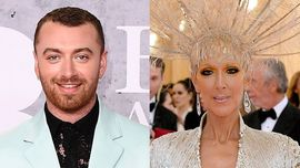 Sam Smith: la sua faccia dopo aver visto Céline Dion in concerto è TUTTO