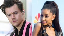 Ariana Grande è in Europa con il suo Sweetener World Tour: avvistato Harry Styles al concerto di Londra