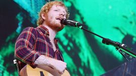 Ed Sheeran si prenderà una pausa dai live ora che è finito il Divide Tour