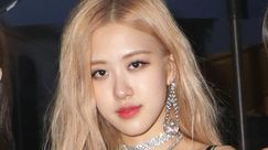 Blackpink: Rosé inaspettatamente sexy alla Paris Fashion Week