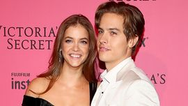 Barbara Palvin e Dylan Sprouse sono un couple goal da sogno alla Milano Fashion Week