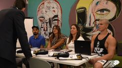 Brain Back Home: guarda i protagonisti alle prese con la prima lezione di business