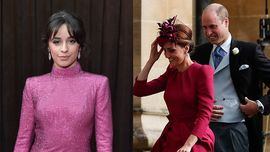 Camila Cabello ha incontrato il principe William e Kate Middleton a Kensington Palace