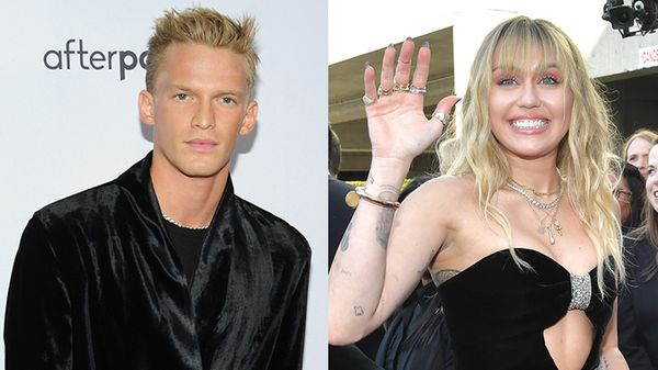 """Cody Simpson ha pubblicato una canzone dedicata a Miley Cyrus intitolata """"Golden Thing"""""""