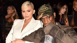 Kylie Jenner avvistata all'ultimo concerto dell'ex Travis Scott