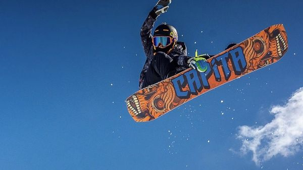 L'estate di snowboard del giovane rider Marcello Grassis [Video]