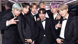 I BTS hanno portato il loro streetwear da sballo sul red carpet dei Mama Awards 2019