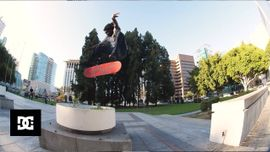 15 secondi di adrenalina e street skate con Cyril Jackson [Video]