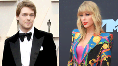 Joe Alwyn ha accompagnato Taylor Swift alla prima del film