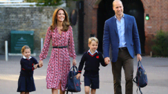 Come sono cresciuti George, Charlotte e Louis nella cartolina di Natale di William e Kate