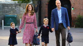 Come sono cresciuti George, Charlotte e Louis nella cartolina di Natale di William e Kate