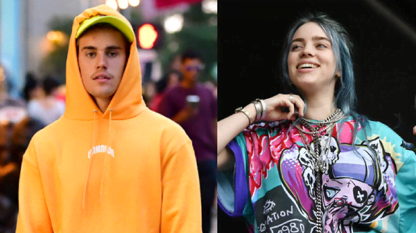 Justin Bieber si è messo a piangere parlando di Billie Eilish in un'intervista