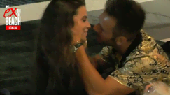 Ex On The Beach Italia 2: il bacio tra Matteo e Denise scatena le ire di Fabiana