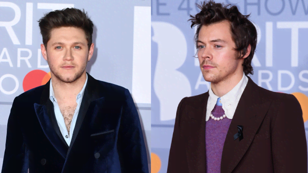Niall Horan ha supportato Harry Styles con delle bellissime parole ai Brit Awards 2020