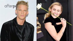 Make-up: Miley Cyrus ha truccato Cody Simpson per