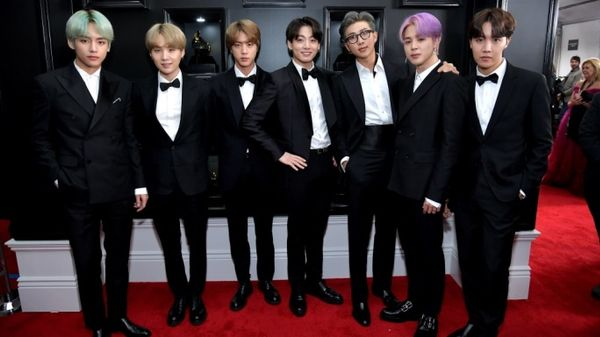 "BTS On Home Fest: guarda la speciale performance di ""Boy With Luv"""