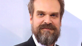 David Harbour aka Hopper di