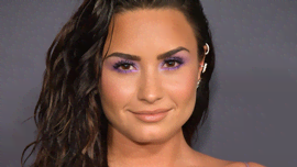Demi Lovato ha un consiglio per prenderti cura della salute mentale durante #IoRestoACasa