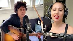 One World Together At Home: Lady Gaga è scoppiata a piangere mentre Billie Joe Armstrong cantava