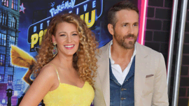 Blake Lively ha una battuta LOL per un'immagine photoshoppata di Ryan Reynolds in mutande