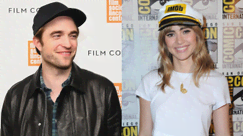 Robert Pattinson è in auto isolamento con la fidanzata Suki Waterhouse