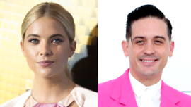 Ashley Benson ha portato G-Eazy come +1 al matrimonio di sua sorella