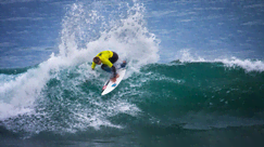Micky Clarke: 9 secondi per dominare l'onda [VIDEO DI SURF]