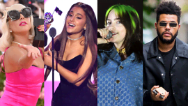 MTV VMA 2020, le nomination: Lady Gaga, Ariana Grande, Billie Eilish e The Weeknd in testa