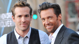 Hugh Jackman che prende in giro Ryan Reynolds celebrando la nomination agli Emmy 2020 è imperdibile